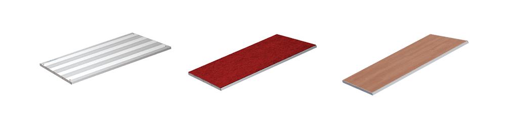 イメージ:床板:NF-6D/NF-9D │床板カーペット付:NF-6DK/NF-9DK