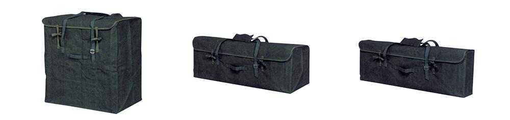 イメージ:キャリングバッグ:2段型3基入用│90型3基入用│段板6枚入用